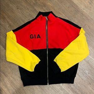 I am Gia blaster jacket